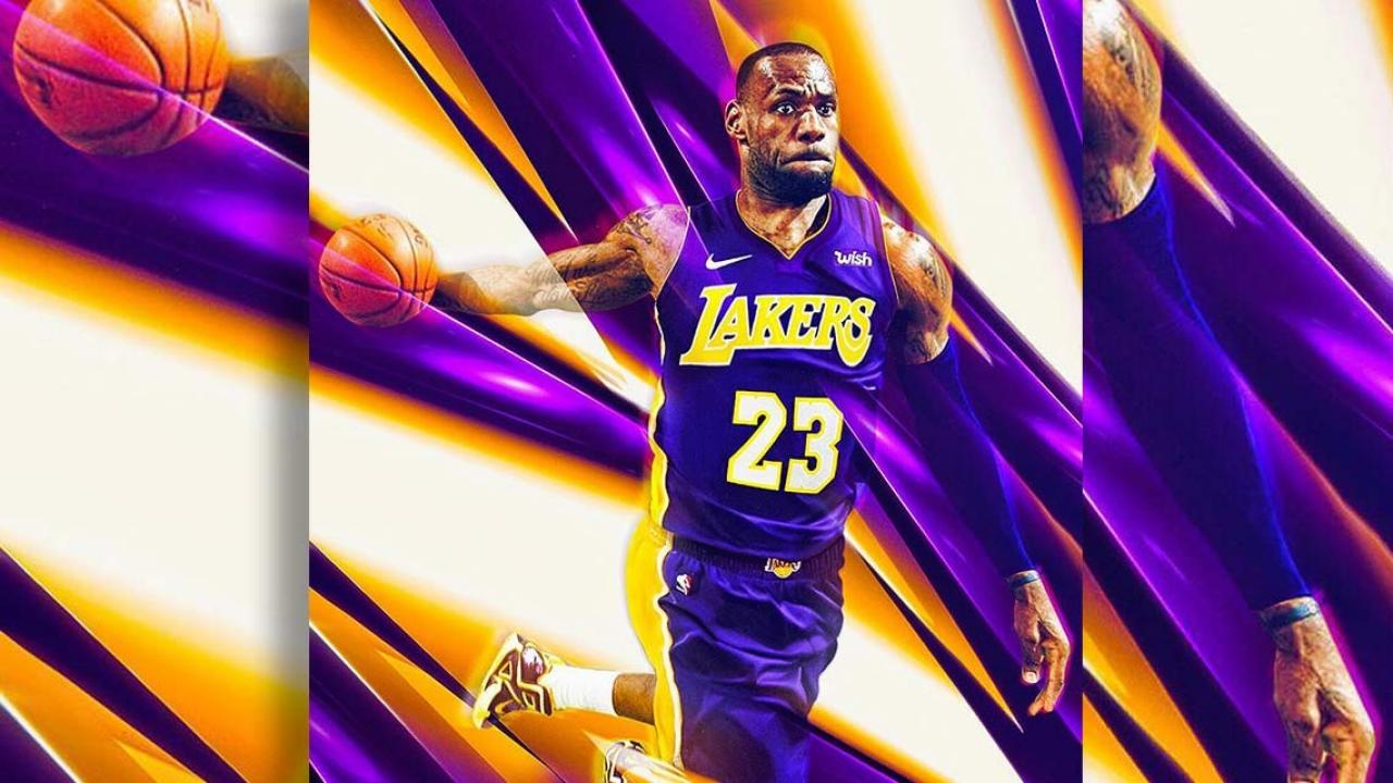Lebron James Signs A 154m Deal With The Lakers