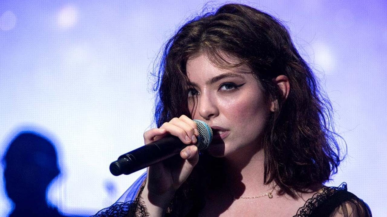 Lorde makes the top 10 of Rolling Stone's '100 Greatest