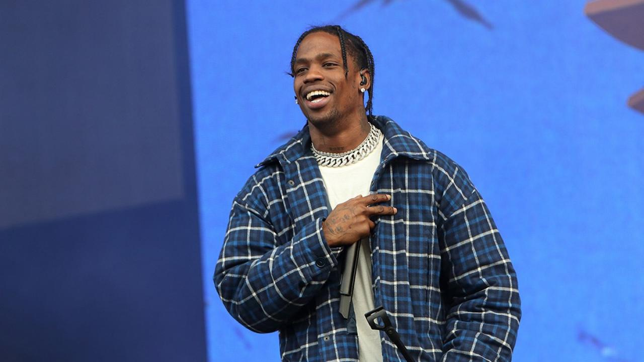 Everyone is shocked after discovering what Travis Scott's